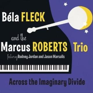 B�LA FLECK/MARCUS ROBERTS TRIO: Banjo og pianotrio i s�ml�st samspill.