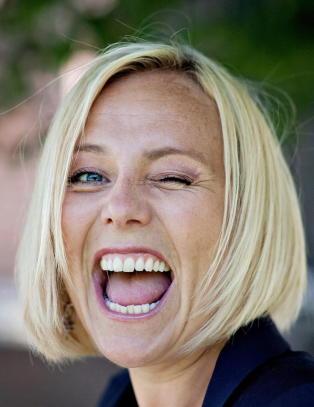 Linn Sk�ber blir TV-dommer