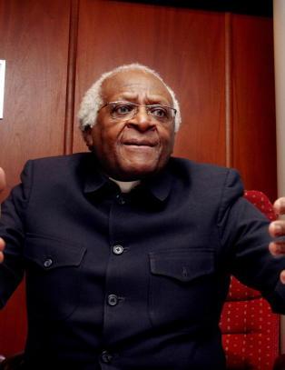 Tutu er glad Mandela ikke f�r se dagens S�r-Afrika