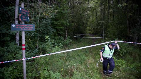 FUNNET: Oslo politidistrikt bekrefter at liket som ble funnet p� Sofiemyr i Oppeg�rd i Akershus i g�r kveld er savnede Sigrid Giskegjerde Schjetne (16). Foto: �istein Norum Monsen