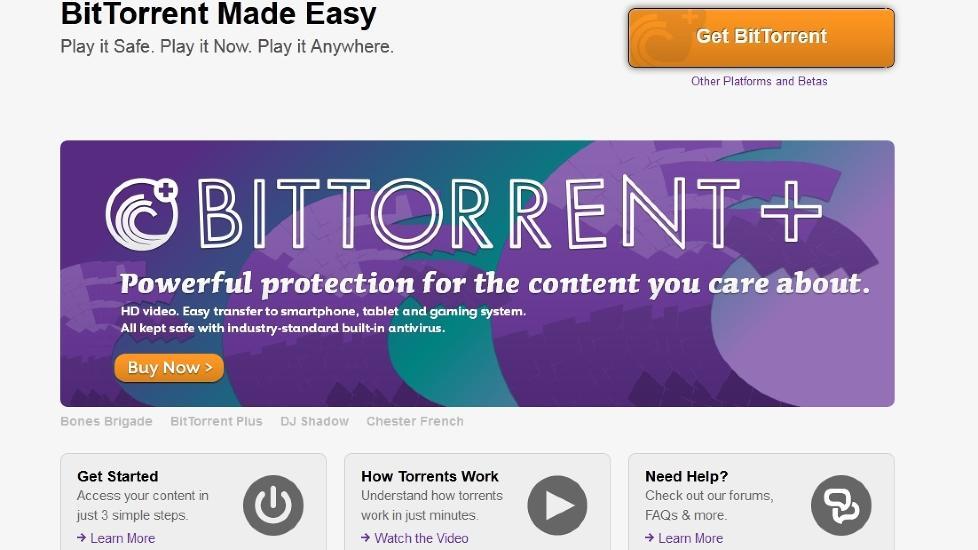 OVERV�KES: Ny britisk forskning viser at de aller fleste som laster ned filer via fildelingstjenesten BitTorrent, overrv�kes og blir loggf�rt i l�pet av tre timer. Foto: Skjermdump