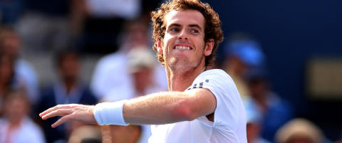 Murray banket Federers overmann