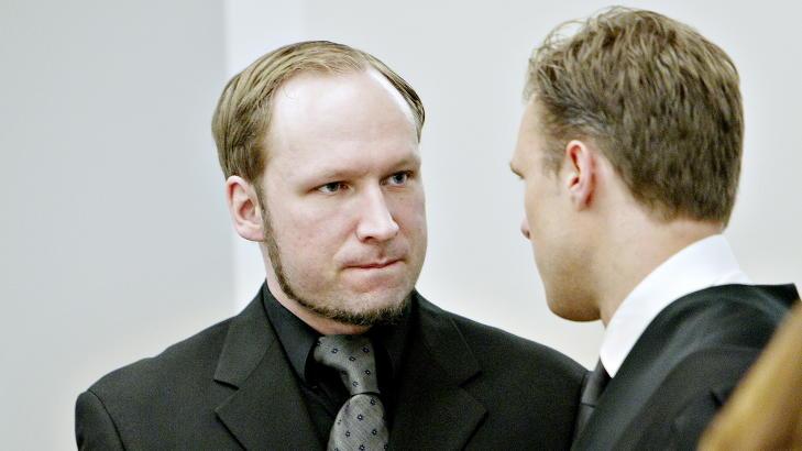 VIL STUDERE: Anders Behring Breivik. Foto: Nina Hansen / Dagbladet