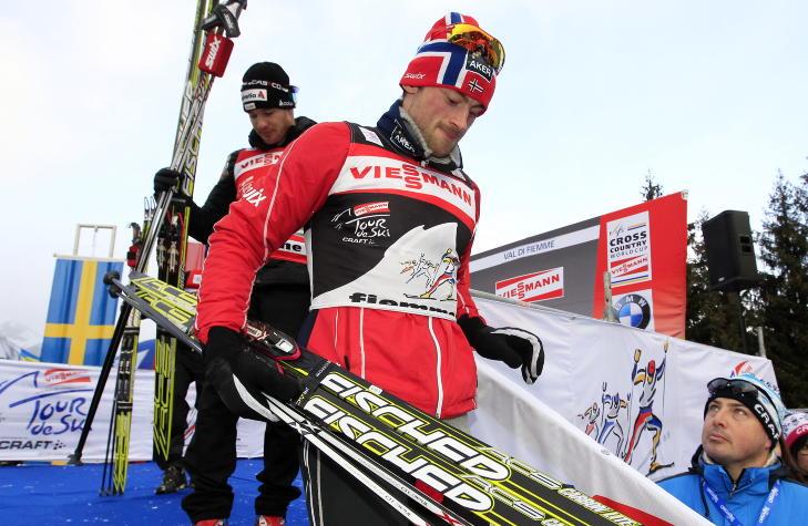 GREIER HAN DET ENDELIG?: Tour de Ski sammenlagt er det eneste Northug mangler p� sin CV. Til vinteren skal det skje, sverger 26-�ringen.  Foto: Lise �serud / Scanpix