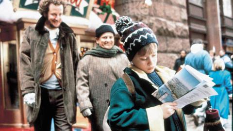 VERDENSKJENT: Macaulay Culkin gjorde stor suksess som Kevin i �Hjemme alene�-filmene. Foto: Stella Pictures
