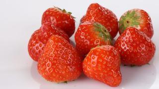 JORDB�R: Den tredje mest antioksidantrike matvaren vi kan spise.  Petter Berg, HM Foto