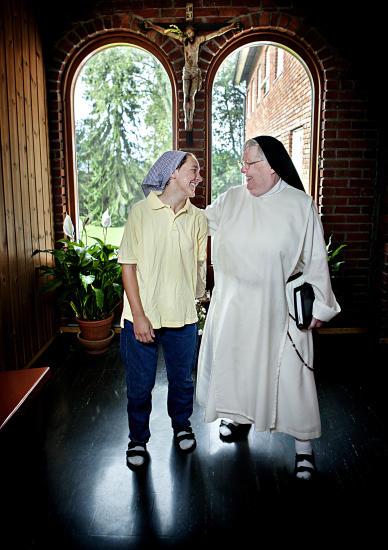 tema ingeborg marie ble nonne