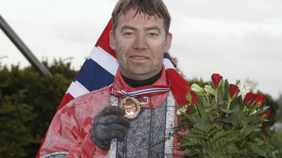 HELDIG TREKNING: Eirik H�itomt har f�tt rapporter om at han har v�rt heldig med trekningen av spor og hester i Tyskland. Foto: Anders Kongsrud, hesteguiden.com / SCANPIX