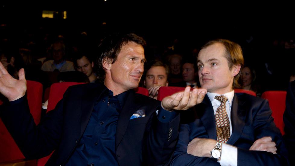 Liverpool-eiere: Petter Stordalen og �ystein Stray Spetalen �nsket i 2006 � kj�pe seg inn i Liverpool. Foto: Kyrre Lien / SCANPIX