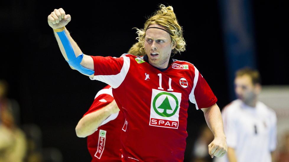 Erlend Mamelund Mamelund scoret fem i seriedebuten i Frankrike sport