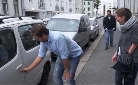 FIKK BIL: Denne bilen er if�lge Norsk Tipping blant gjenstandene som ble gitt bort. Foto: NORSK TIPPING