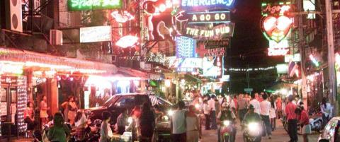 - Nordmann drept i Pattaya
