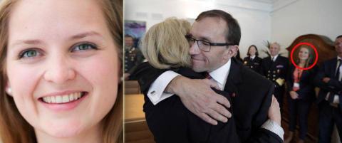 TV 2 trodde Ingrid Aune var statsr�dens datter