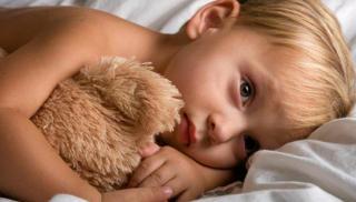 barn som ikke vil sove alene