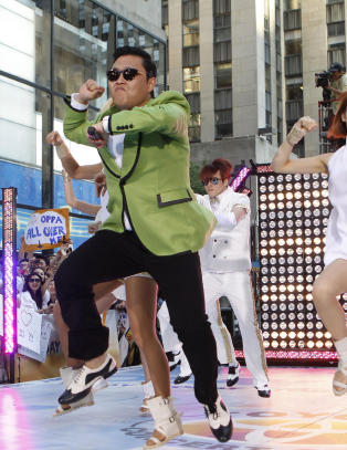 Konkurranse i Gangnam Style frte til gjengoppgjr i Thailand