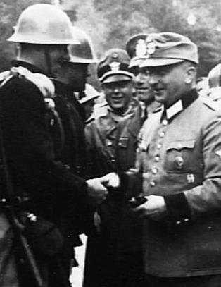 Norske massemordere i SS