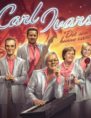 Slik har du aldri sett Jonas, Erna og Carl Ivar
