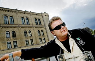 TABBE: Olav Gunnar Ballo mener det var en tabbe at �ystein Djupedal (SV) fikk posten som Utdanningsminister.  Foto: Jacques Hvistendahl/Dagbladet