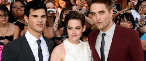- �Twilight�-stjernene kommer til Norge