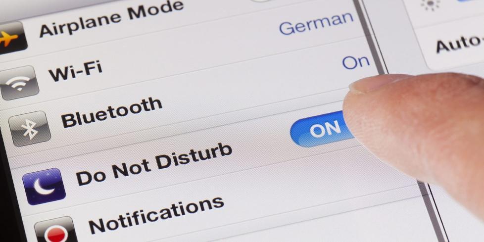 STILLE: Med denne funksjonen aktivert kan du slippe unna varslinlger og telefoner p� natta eller i viktige m�ter.