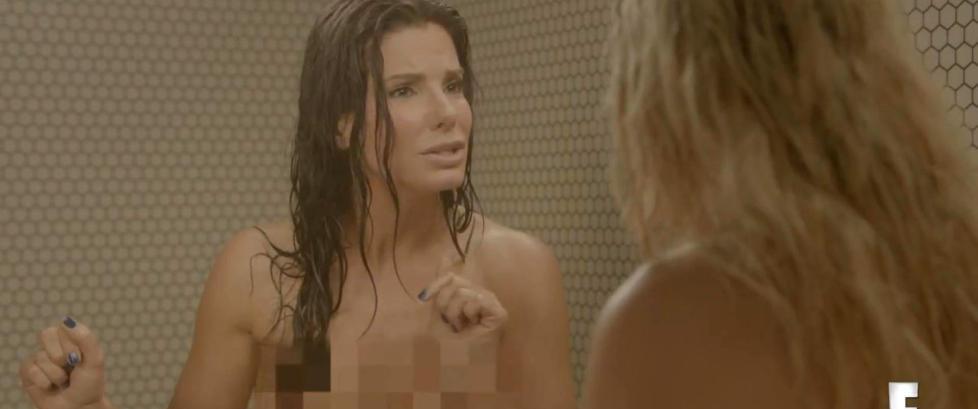Chelsea Handler Shower Skit Unedited Version
