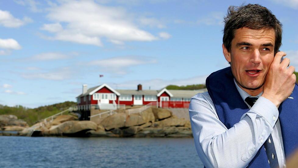 RIKEST I SANDEFJORD: Ordf�rer i Sandefjord Bj�rn Ole Gleditsch (H) er fortsatt den rikeste ordf�reren i Norge. Ingen andre ordf�rere er i n�rheten av � ha like stor formue. Foto. P�l Terje St�tvig