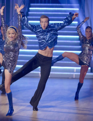 Truseglipp for �Skal vi danse�-jentene