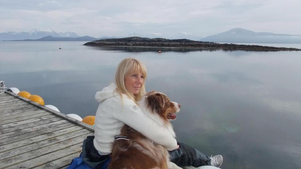 KNEB�Y FOR ISLAMISTER:- Den r�dgr�nne regjeringen gj�r kneb�y for islamske ekstremister, sier Monika Tettli, kvinnepolitisk leder i M�re og Romsdal KrF. Foto: Privat