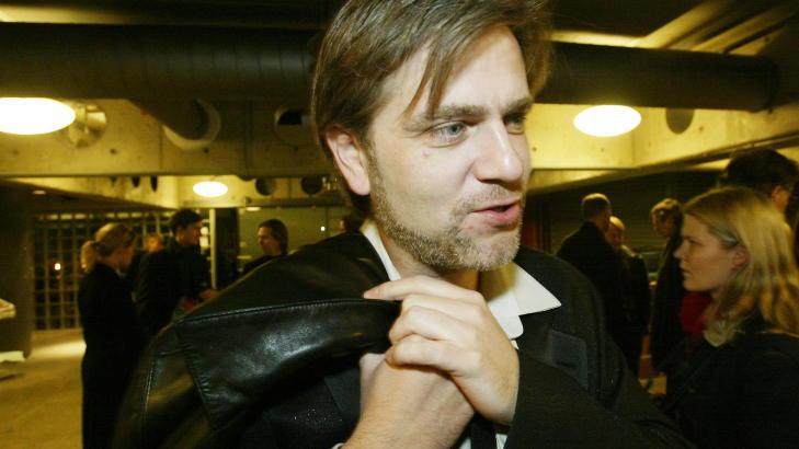 HAR GIFTET SEG: Regiss�r, instrukt�r og skuespiller Ole Bornedal er smidd i hymens lenker.  Foto: Bj�rn Langsem / Dagbladet