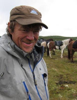 Lars Monsen borreliasyk etter flåttbitt
