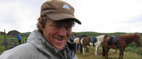 Lars Monsen borreliasyk etter fl�ttbitt