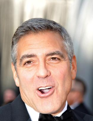 Ser du hvilken amerikansk president George Clooney slekter p�?