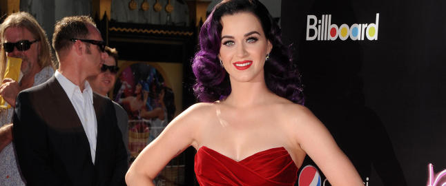 Vinn m�te med Katy Perry i USA