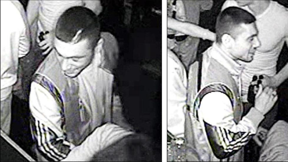 INNR�MMER OVERFALLET: Den dansk-pakistanske mannen (31) innr�mmer � ha kastet glasset som traff Andreas, og for�rsaket hans d�d. Foto: Dansk politi
