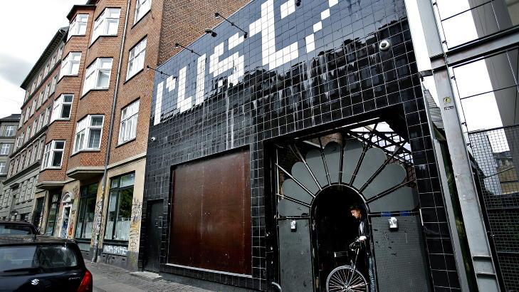 UTESTEDET: Dette er Rust, der Andreas Bull-Gundersen fikk et ølglass i hodet, natt til søndag 10.05.09. Foto: Kristian Ridder-Nielsen / Dagbladet