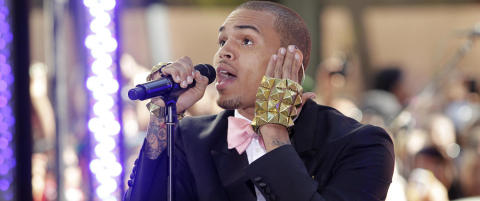 Chris Browns ekstrakonsert er avlyst