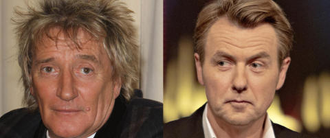 Rod Stewart lagde krise for Skavlan