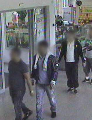 Bande p� sju reiste rundt og stjal i sommer - d�mt til et �rs fengsel