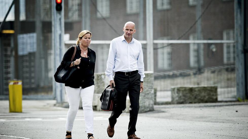 INVITERT TIL BR�SSEL:  Anders Behring Breiviks forsvarer Vibeke Hein B�ra reiser til Br�ssel i neste m�ned, blant annet for � snakke om Breiviks radikalisering.  Foto: Bj�rn Langsem / Dagbladet.