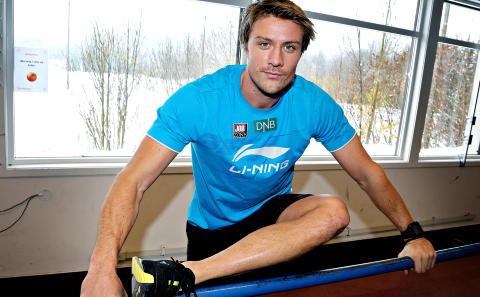 DIGGER HORGMO: Andreas Thorkildsen twitret slik etter Torstein Hormos seier:Horgmo!!!!!!!!!!!!!!!!!!!!!!!!!!!!!!!!!!!!!!!!  Foto: Jacques Hvistendahl