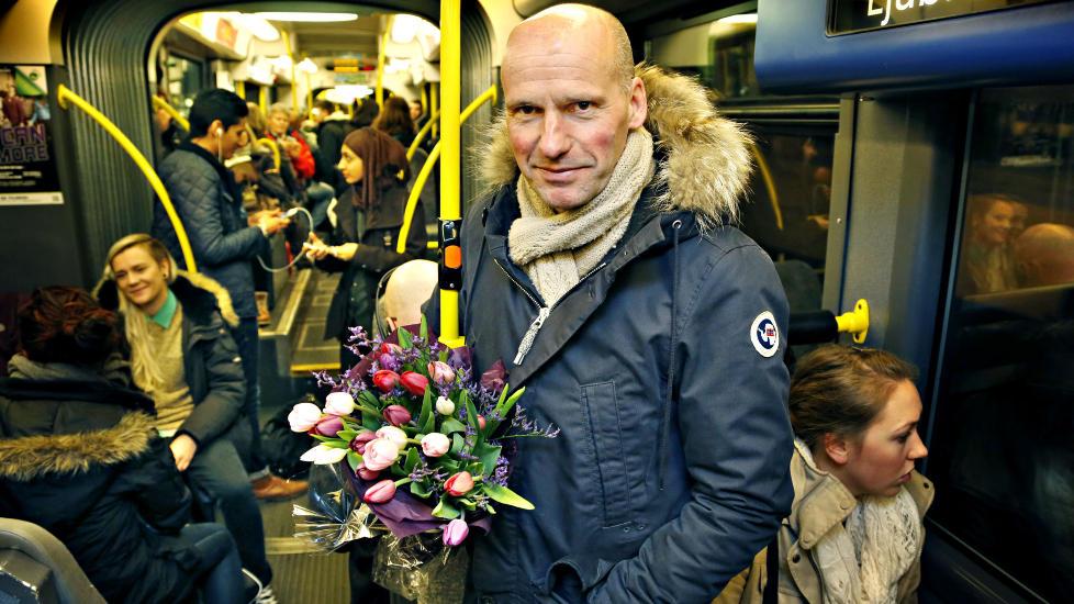 ROLIGERE TIDER: Etter at dommen i 22. juli-saken falt, har advokat Geir Lippestad tid til � konsentrere seg om nye oppgaver. N� ser han fram mot en roligere jul. Foto: Jacques Hvistendahl