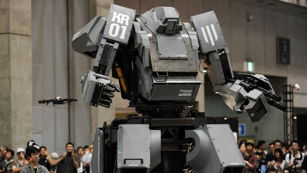 Роботы сегодня: помощь или угроза?