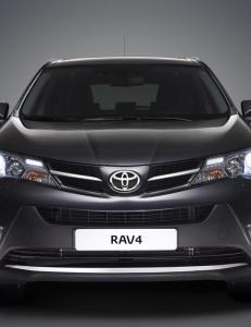 Her er nye RAV4