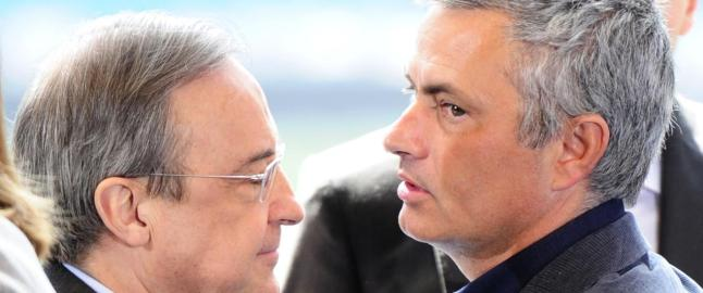 Offisielt: Mourinho er ferdig i Real Madrid