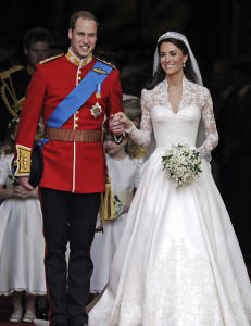 Kate og William venter barn