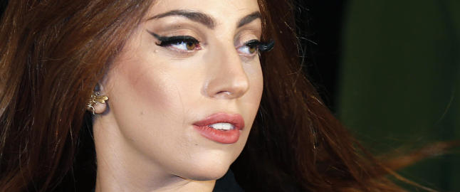 - Lady Gaga tvang meg til  sove i senga hennes