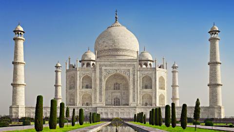 tema reise india storbyferie taj mahal