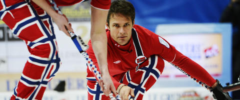 Curlinggutta klarte ikke � forsvare EM-gullet