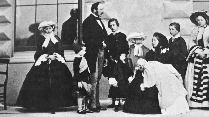 nyheter dronning victoria avskydde sine stygge og froskaktige barn