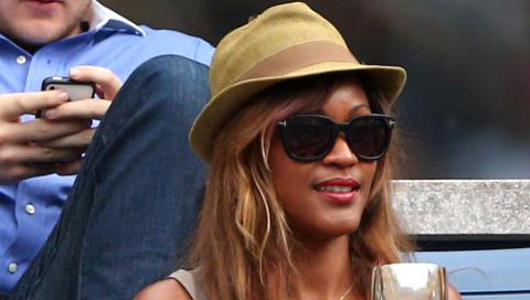 SAMARBEIDET MED WROLDSEN: Den barbadiske artisten og Rihanna-venninna Shontelle var den f�rste som ga l�ta �Impossible� internasjonal suksess. L�ta er blant Shontelles aller st�rste. Foto: Cameron Spencer / Getty Images / AFP / NTB scanpix